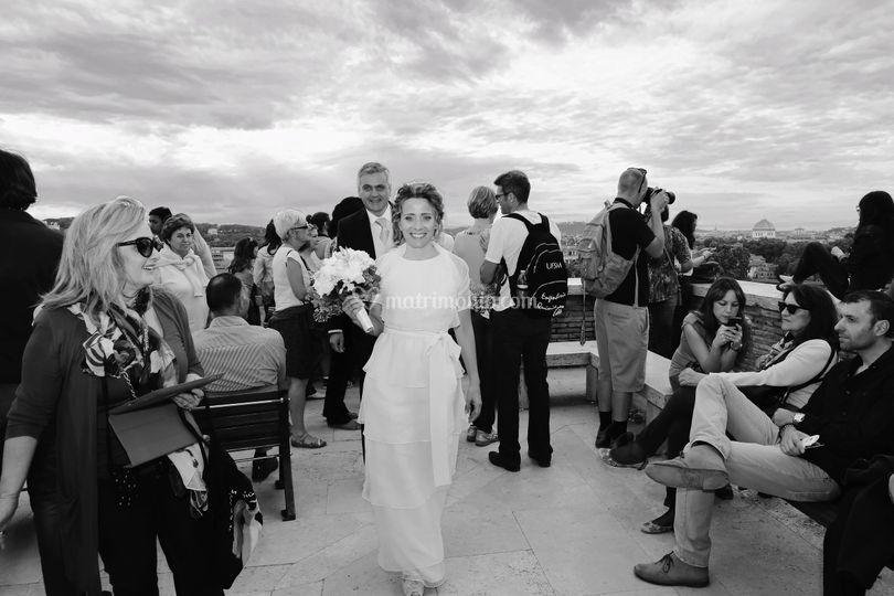 Pubblicazioni Matrimonio Fiano Romano : Gvisca photographer