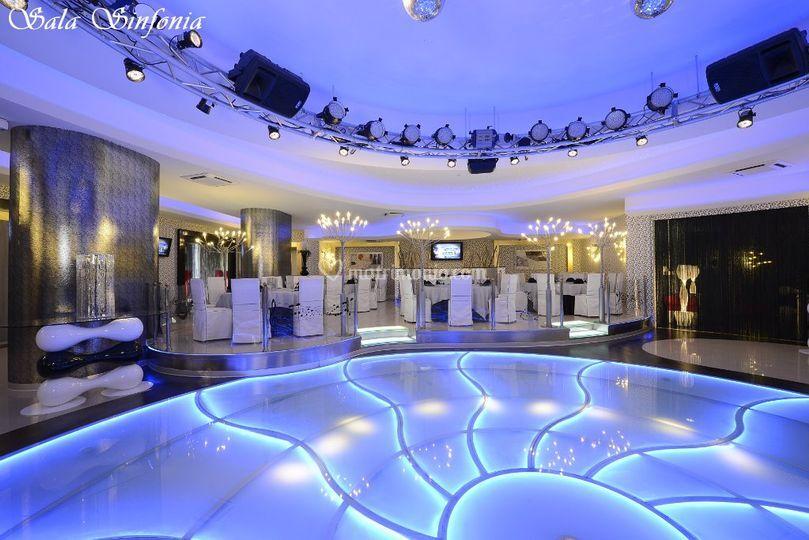 Sala sinfonia di villa mirador foto 19 for Sala mirador