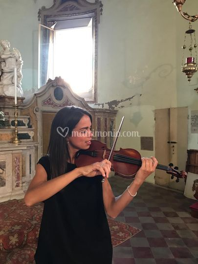 Violinista Cerimonia