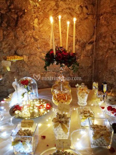 Matrimonio Tema La Bella E La Bestia : Idee matrimonio a tema romantico tante idee originali per le tue