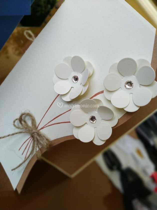 Partecipazioni Matrimonio Artigianali.Partecipazioni Artigianali Di Ikebana Fiori Foto 53