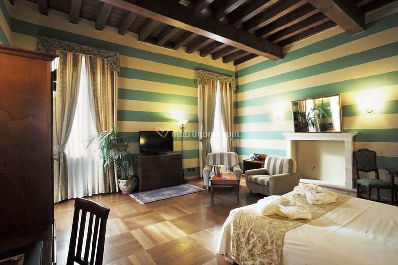 Suite nuziale-Boutique Hotel