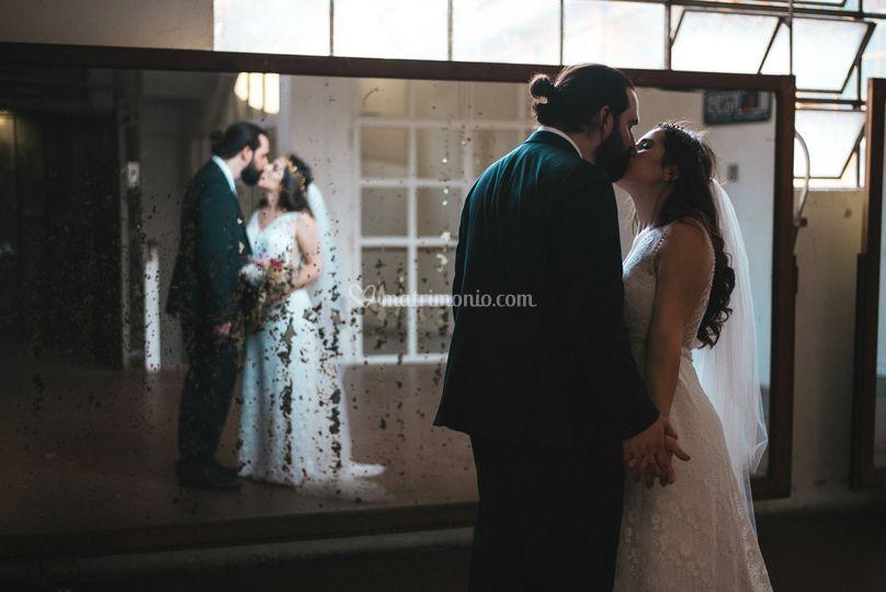 Mosaico Wedding - Reportage