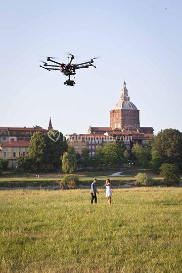 Video con drone