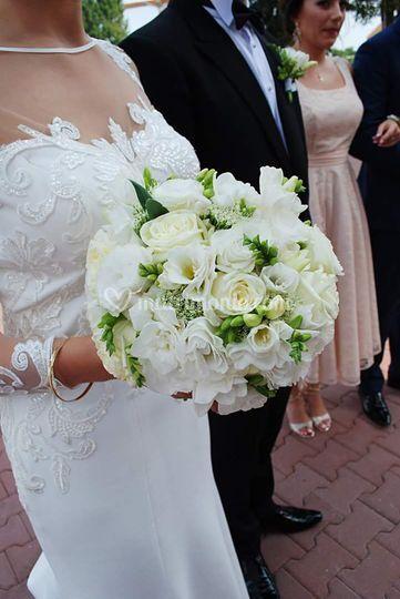 Bouquet per sposa