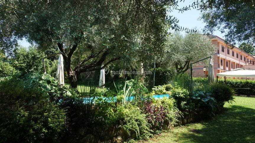 Vista giardino 3