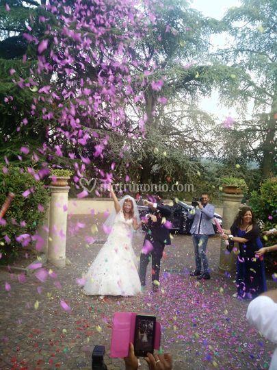 Matrimonio Valentina e Roberto