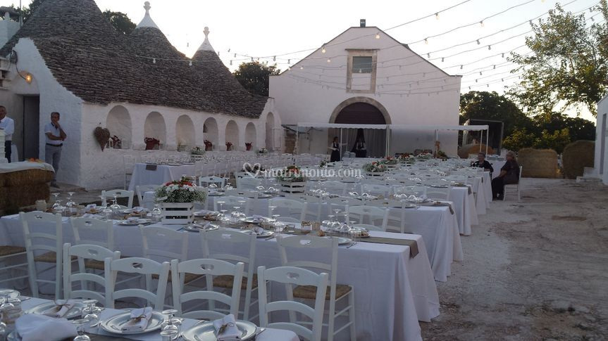 Matrimonio in masseria