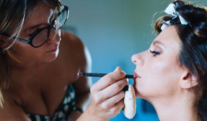 Silvia Raiba Make Up Artist 1