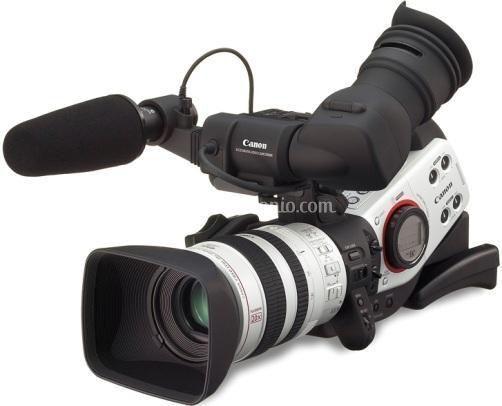 Telecamera utilizzata per le riprese digitali
