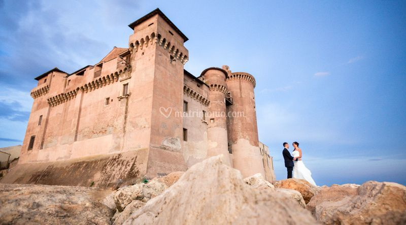 Matrimonio castello s. Severa