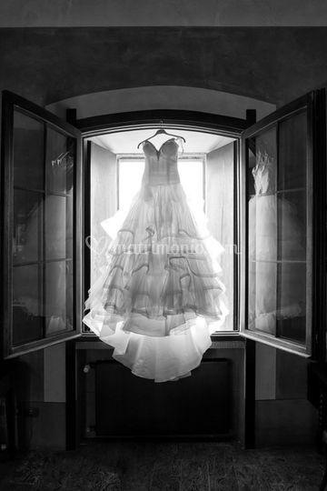 L' abito da Sposa