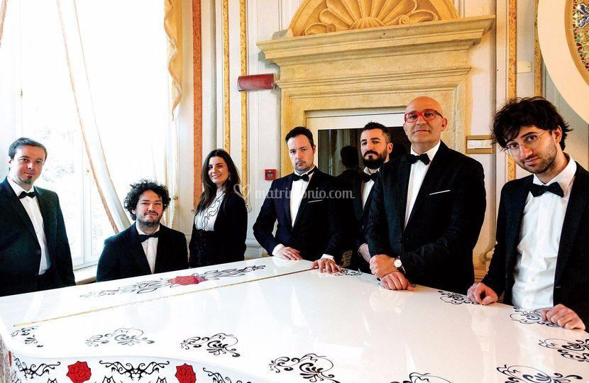 Castadiva luxury band