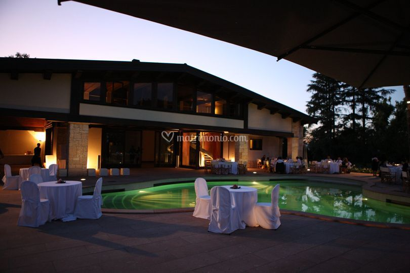 Bordo piscina - pool view