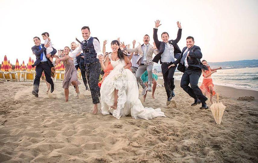 Location Matrimoni Spiaggia Jesolo : Le palme ricevimenti