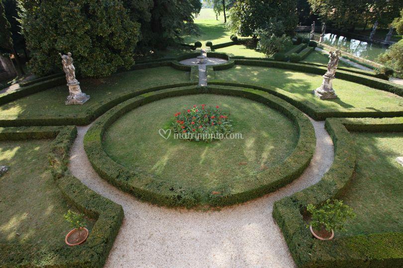 Villa da schio castelgomberto for Giardino 2 schio orari
