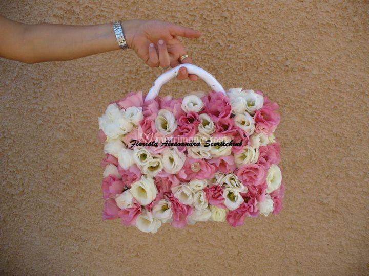 bouquet borsa