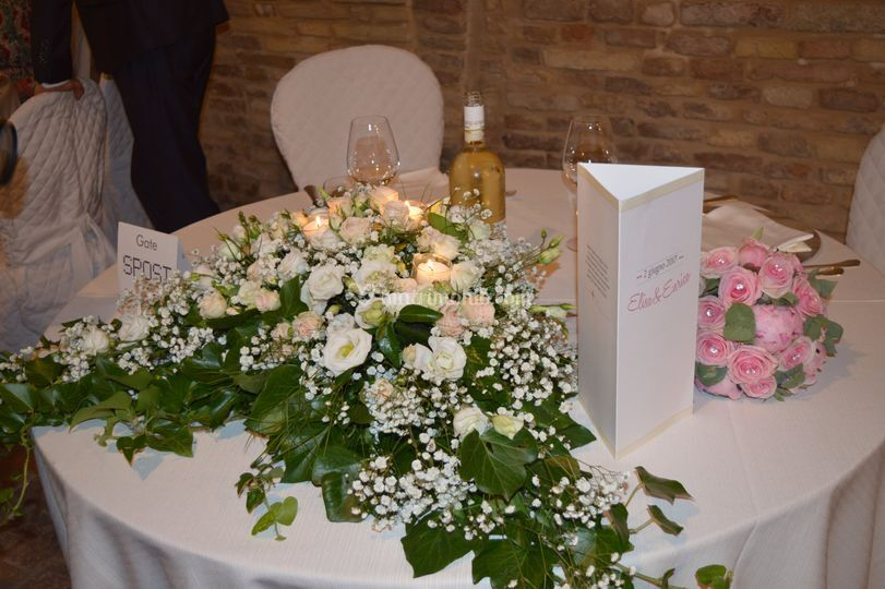 Wedding ristorante