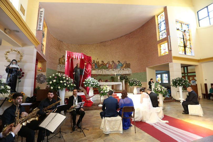 Wedding Sax Quartet