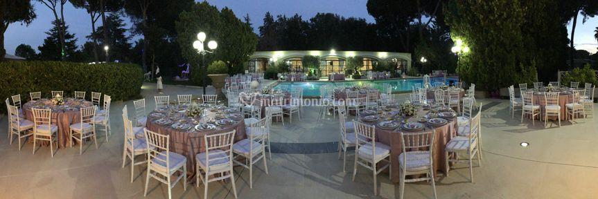 Villa Marta Roma