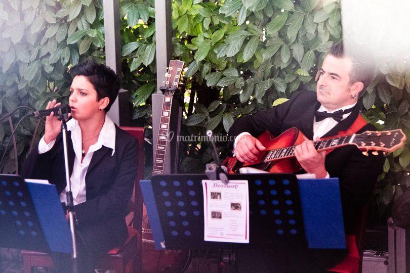 Simona e Paolo Jazz Duo