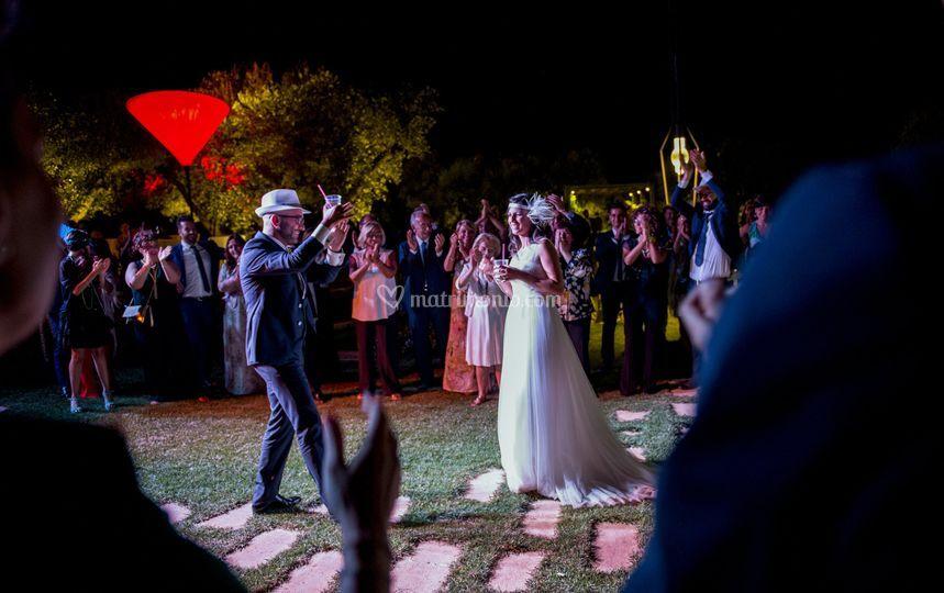 Matrimonio-la festa