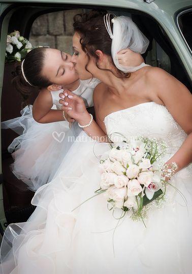 La sposa e sua figlia