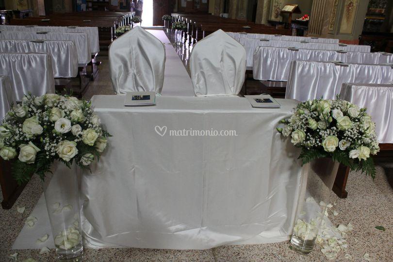 Laterali sposi