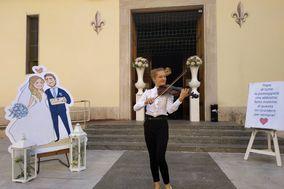 Agata Marta Violinista