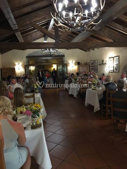 Matrimonio In Villa Il Girarrosto