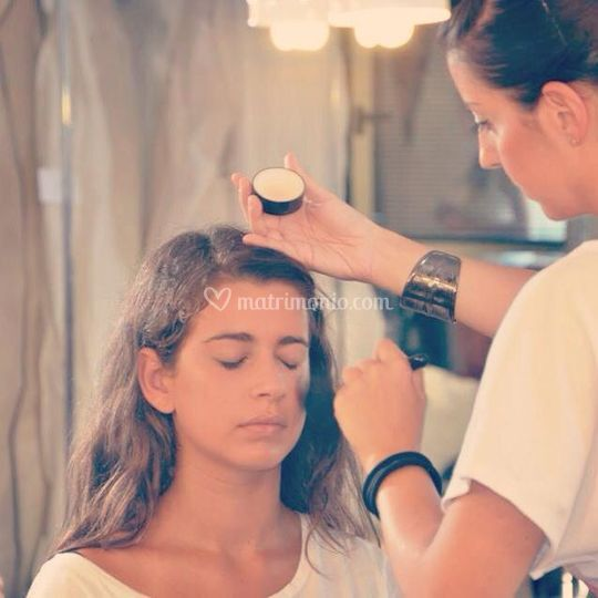 Valentina Make up artist