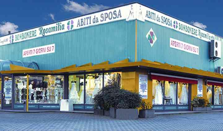 Locale Bomboniere Rosamilia
