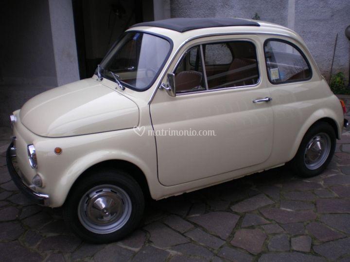Autonoleggio Fiat 500