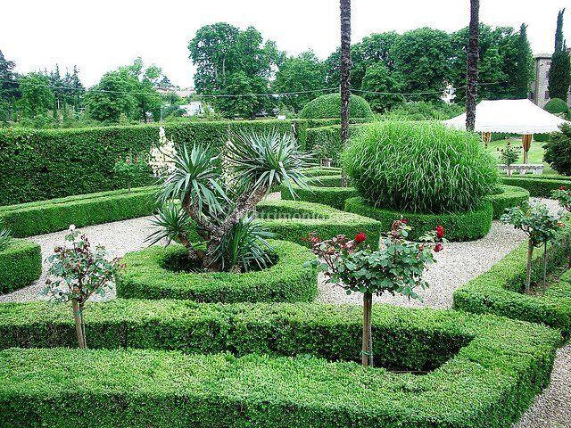 Giardini e location