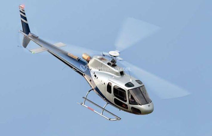 Noleggio elicottero