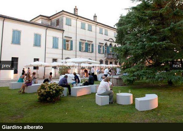 Catering in villa