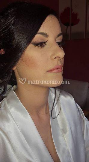 Lucia Palmieri Make Up Wedding