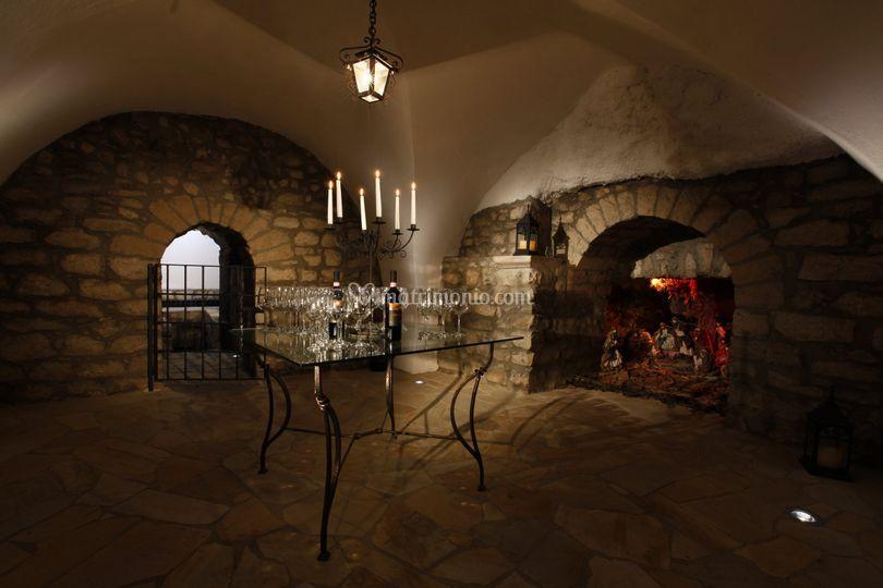 Villa Orsini cantine
