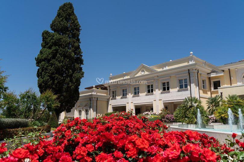 Villa Orsini Struttura