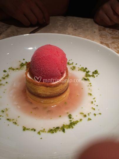Esempio di dessert