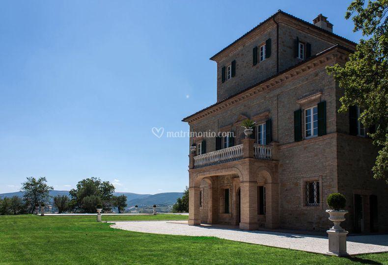 Villa giorno