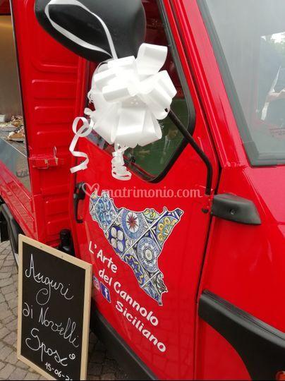 L'arte del cannolo siciliano