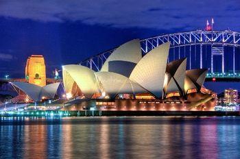 Luna di miele in Australia