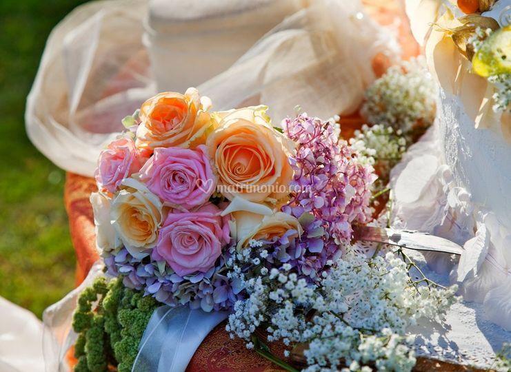 La freschezza dei fiori