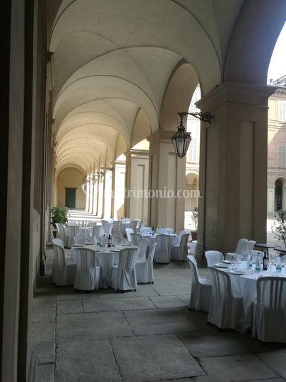 Portici Caffè Reale Torino