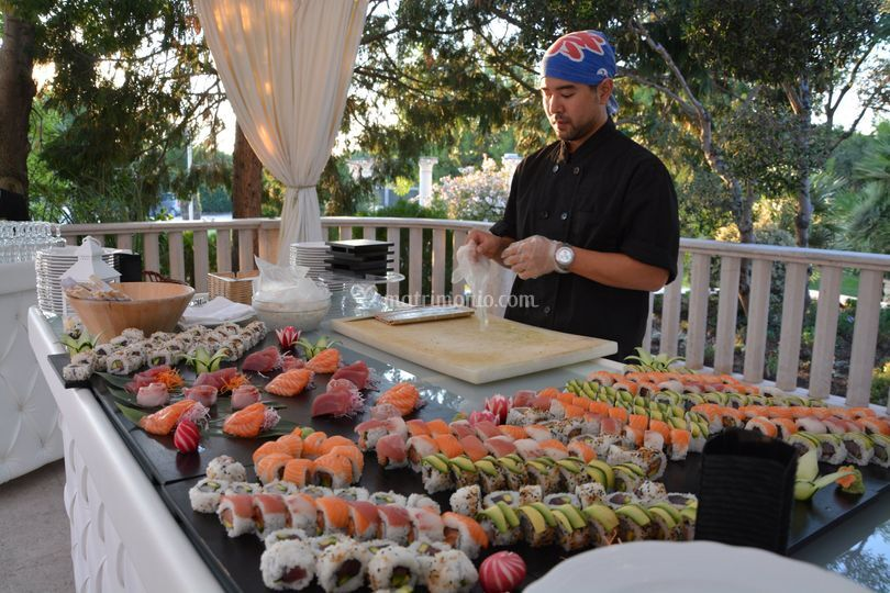 Angolo sushi