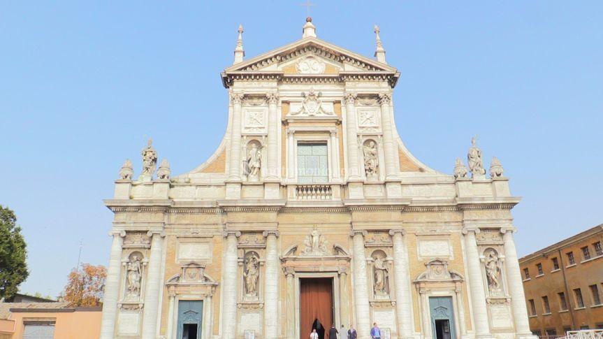 Santa Maria in Porto Ravenna
