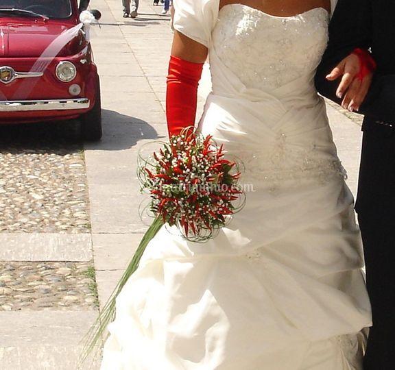 Bouquet Peperoncini