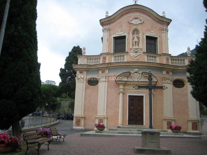 Chiesa San Sebastiano a Moglio