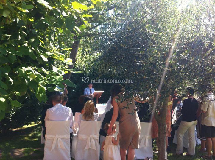 Matrimonio rito protestante